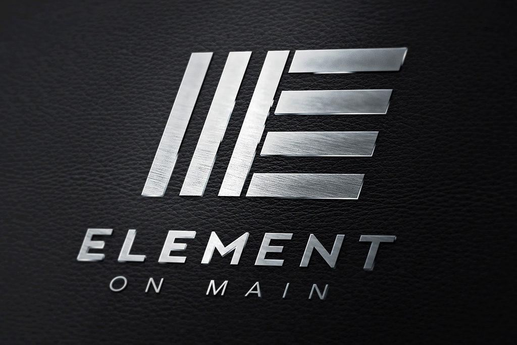 element on main logo