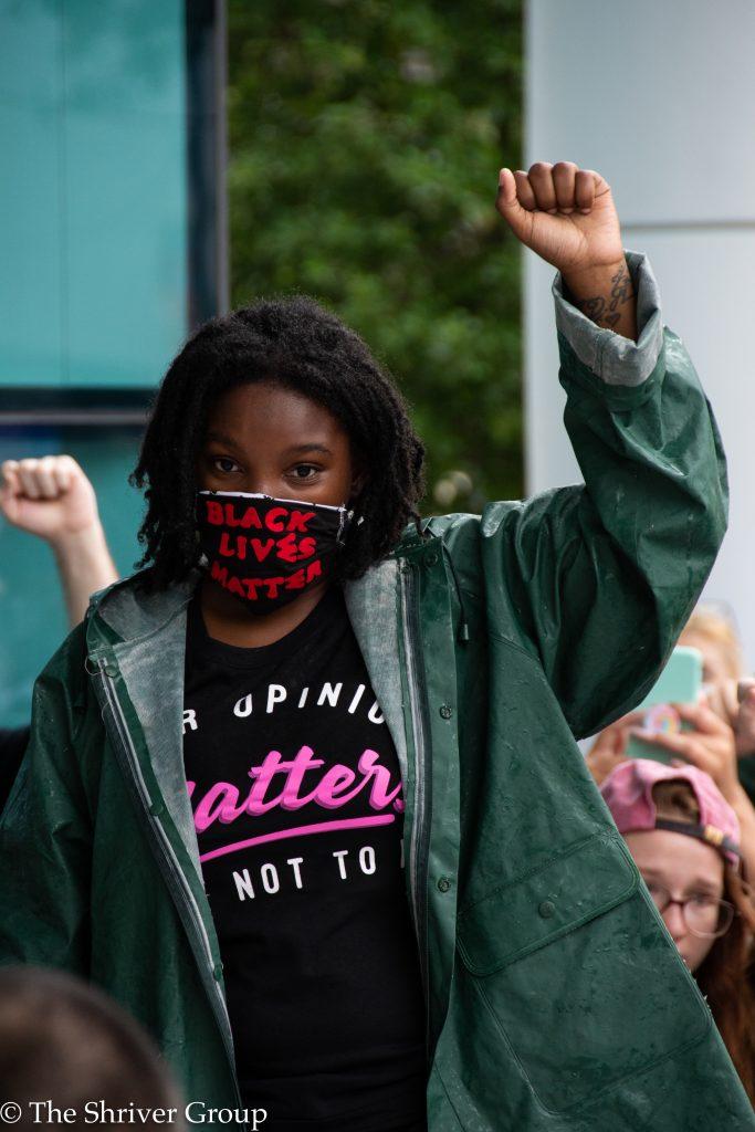 Protest Walk - Sarasota 2020