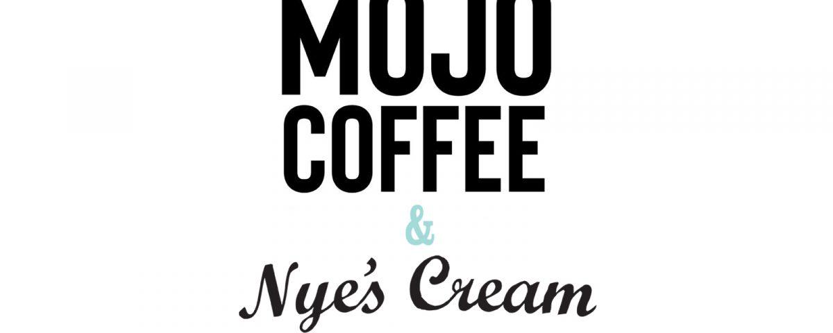 Mojo Coffee & Nye's Cream