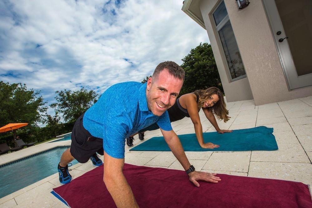 Justin Seedman Health Coach
