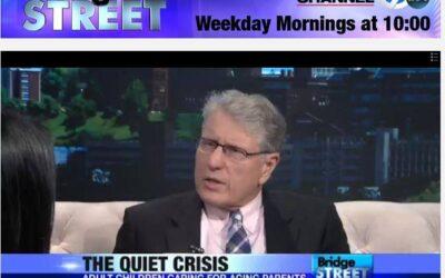 The Quiet Crisis : Adult children. aging parents