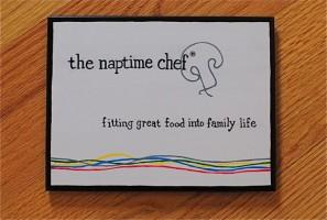 Kudos Kitchen Naptime Chef tile