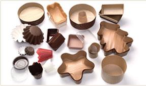 Paper Baking pans
