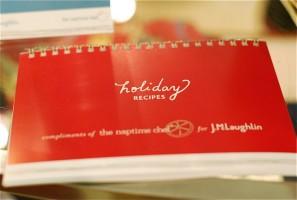 Holiday Recipe Book