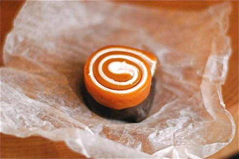 Caramel Sushi