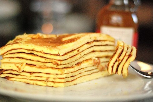Cottage Cheese Pancakes | The Naptime Chef