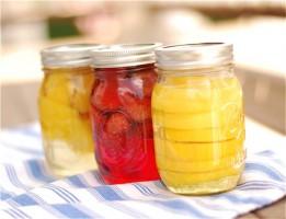 Fruit Vodkas