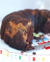 PB Bundt Cake