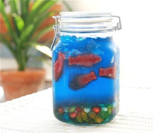 Jello Fishbowl