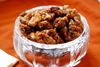 Spiced Walnuts