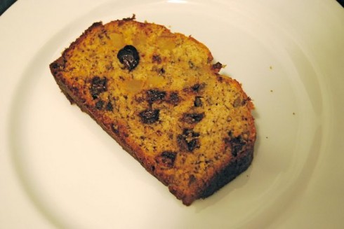 Banana Bread Ginger