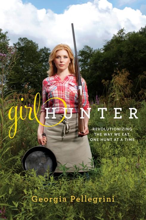 Girl Hunter Cover