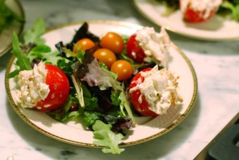 Salad Crab