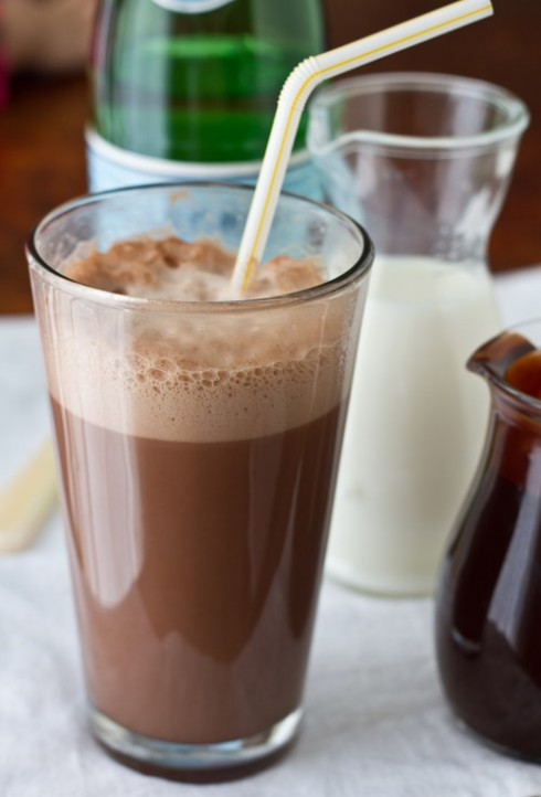Chocolate Egg Cream