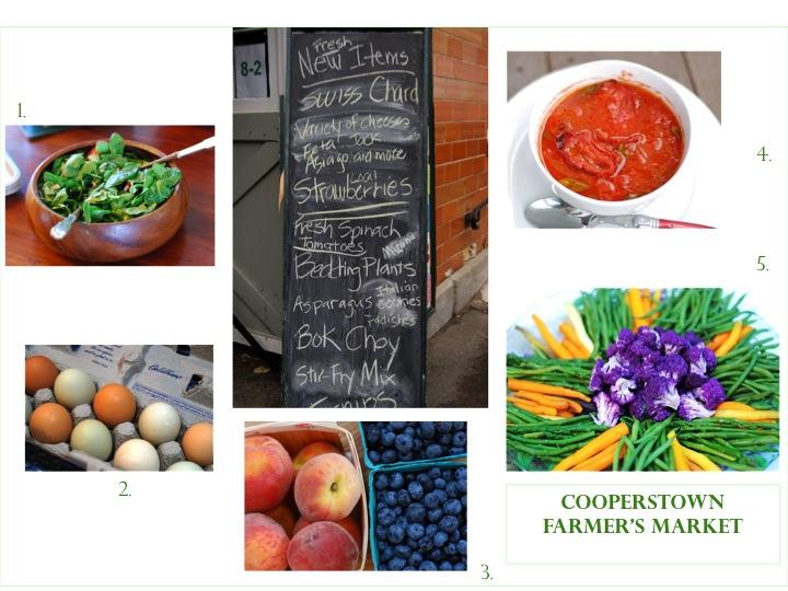 Cooperstown Farmer's Market