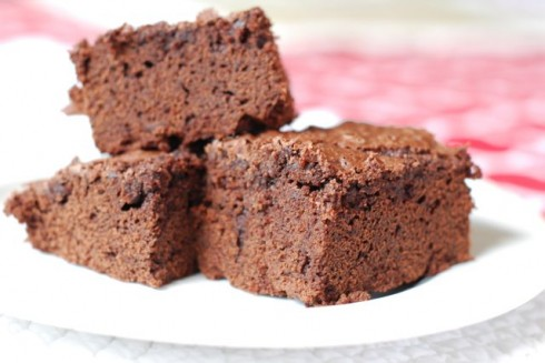 Julia Child's Best Ever Brownies via The Naptime Chef