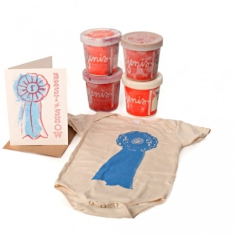 Jeni's Blue Ribbon Baby Collection