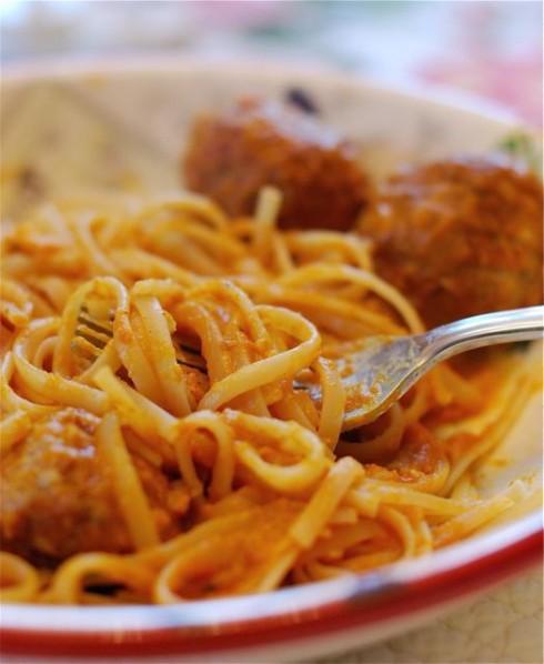 Pumpkin Parmesan Sauce