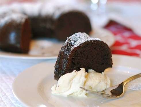 St. Amand Chocolate Cream Cake