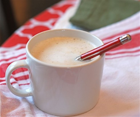 A Simple Latte with Naptime Lifestyle