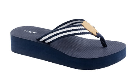 Flip Flops for a New Mom
