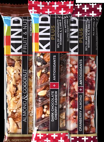KIND bar giveaway