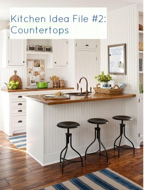 Kitchen Idea File Countertops