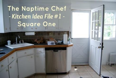 The Naptime Chef Kitchen Idea File