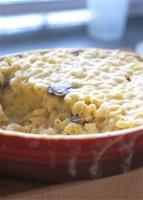 Macaroni with Caramelized Onions & Mushrooms