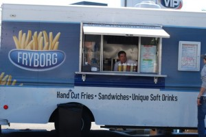 Fryborg Truck