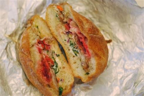 Vanchetta Sandwich