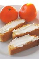 Lavender Orange Biscotti