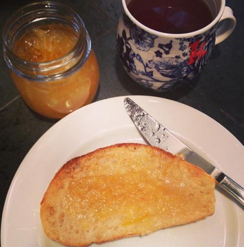 Meyer Lemon Marmalade | The Naptime Chef