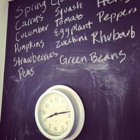 Naptime Chef Vegetable Garden