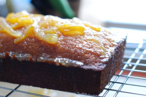 Marmalade Cake The Naptime Chef