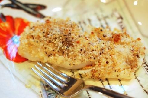 Lemon Pepper Cod