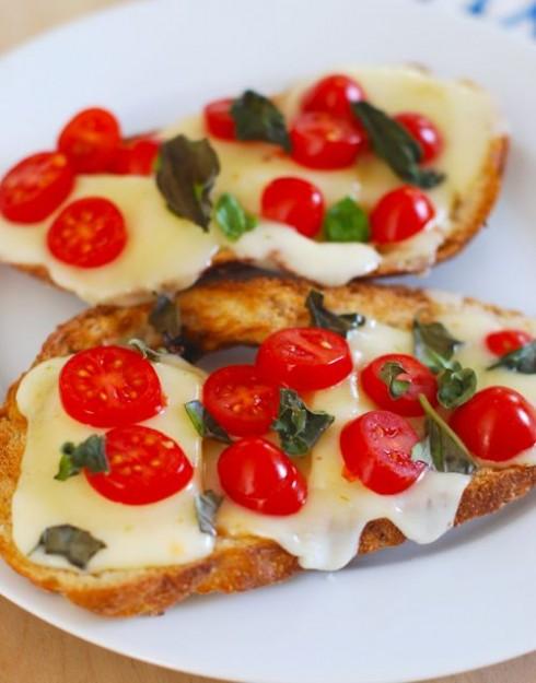 Cheese Tartine