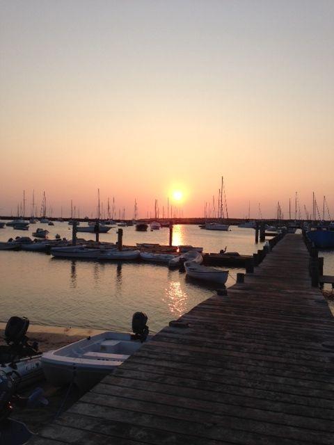 Vineyard Haven Sunrise