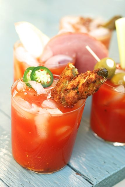 All Bloody Marys