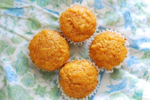 Pumpkin Power Muffins