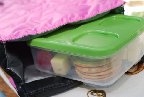 Packing Lunch Bento