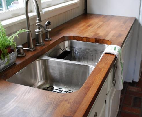 Undermount Double Sink