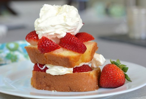 Strawberry Shortcake | The Naptime Chef