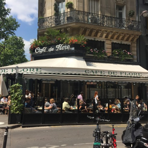 Cafe de Flore | The Naptime Chef