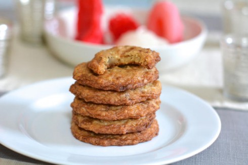 Oatmeal Toffee Cookies | The Naptime Chef