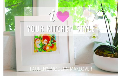 I Love Your Kitchen Style | The Naptime Chef