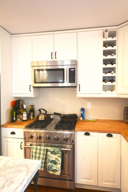 I Love Your KItchen Style: Jessie's Custom Ikea