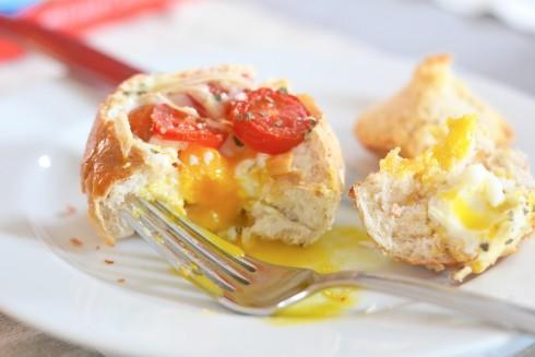 Caprese Egg Bowl | The Naptime Chef