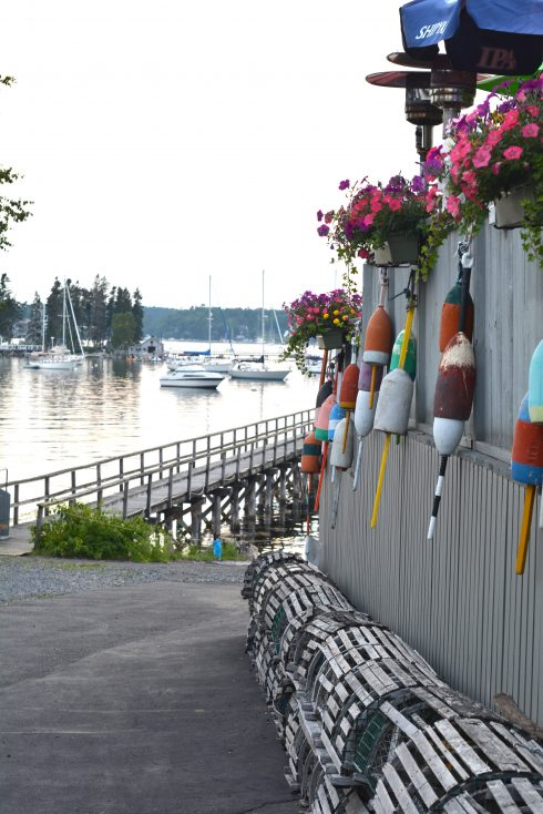 Exploring: Boothbay Harbor, Maine