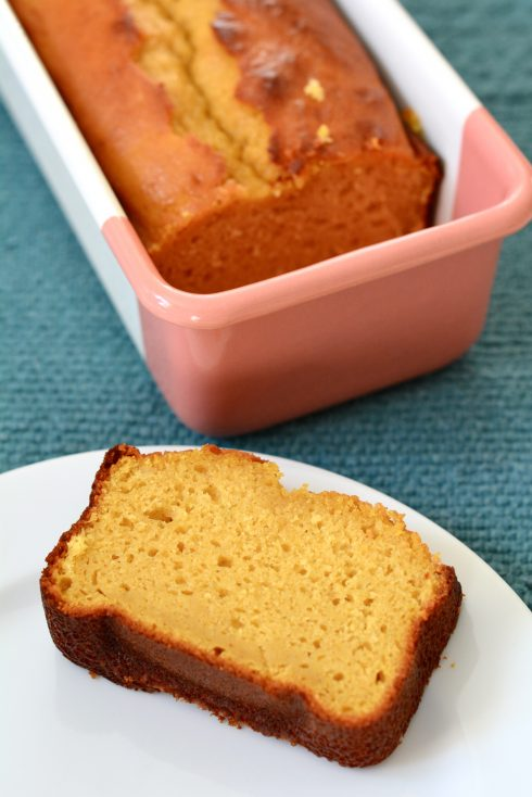 Pumpkin Maple Yogurt Loaf | The Naptime Chef